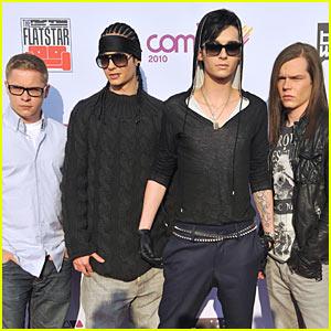Tokio Hotel: VIVA Comet Awards!
