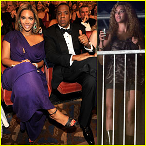 Beyonce: Tony Awards with Jay-Z!