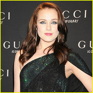 Evan Rachel Wood: Gucci Fragrance's New Face!