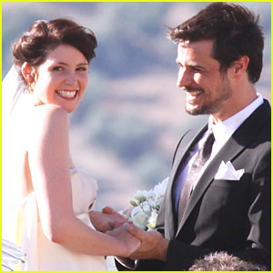 Gemma Arterton Marries in Spain