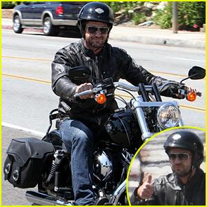 Gerard Butler: Harley Davidson Dude