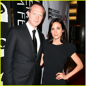 Jennifer Connelly: Chicago Film Festival with Paul Bettany!