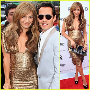 Jennifer Lopez & Marc Anthony Win Apollo Theater's Humanitarian Award