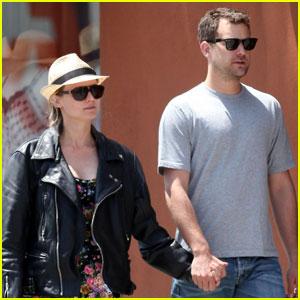 Joshua Jackson & Diane Kruger: Fringe and Fedora