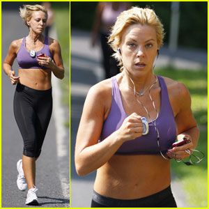 Kate Gosselin: Abstastic Run