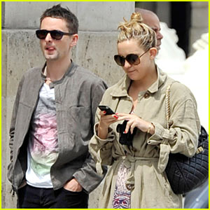 Kate Hudson & Matthew Bellamy: Double Date!