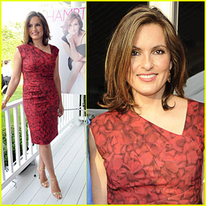 Mariska Hargitay: Hamptons Magazine Cover Girl!