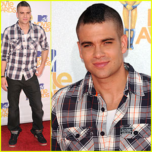 Mark Salling - MTV Movie Awards 2010 Red Carpet