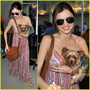 Miranda Kerr: Frankie Fun Travels