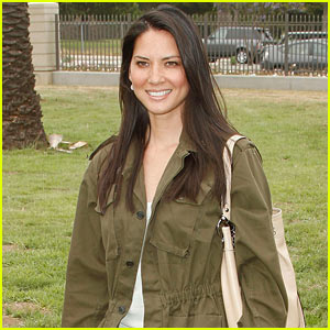 Olivia Munn: I Didn't Book 'Daily Show' Because I'm A Woman