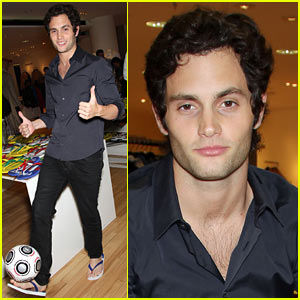 When Did Penn Badgley & Blake Lively's Relationship Turn Romantic? You'll Never Know!
