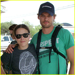 Sophia Bush & Austin Nichols: The Gulf Needs Our Help!