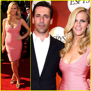 Brooklyn Decker & Jon Hamm: ESPY Awards Duo