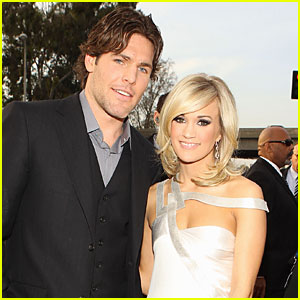 Carrie Underwood & Mike Fisher Tie The Knot