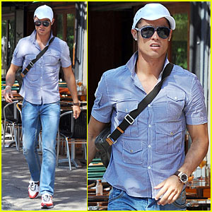 Cristiano Ronaldo: Da Silvano Lunch with Irina Shayk!