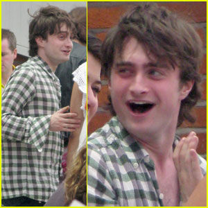Daniel Radcliffe: 21st Birthday Bash!