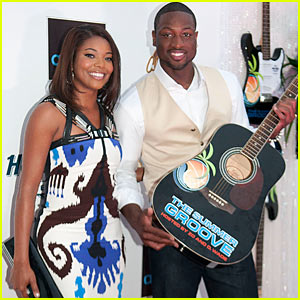 Gabrielle Union & Dwyane Wade Get Into The Summer Groove