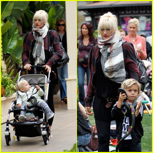 Gwen Stefani, Kingston & Zuma: Grove Gang