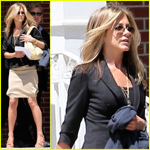 Jennifer Aniston & Chris Gartin: Just Friends!