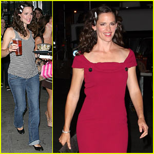 Jennifer Garner: Russell Brand is My 'Arthur'