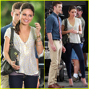 Justin Timberlake & Mila Kunis are 'Friends with Benefits'!