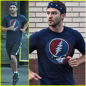 Justin Timberlake: Grateful Dead Dude