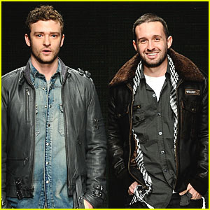 Justin Timberlake: William Rast Collection at Target This Winter!