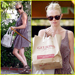 Kate Bosworth: Gelson's Supermarket Girl