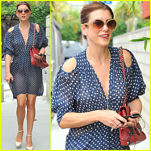 Kate Walsh: Polka Dot Dot