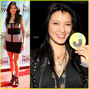 Kelly Hu: Comic-Con with an Edge