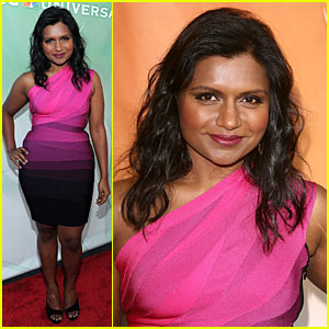 Mindy Kaling: Finger Food Friday!