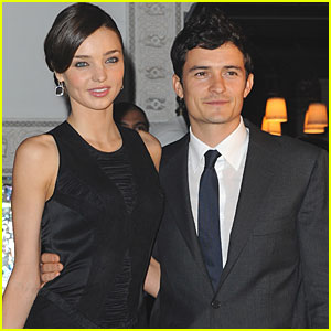Miranda Kerr & Orlando Bloom Marry in 'Intimate' Ceremony