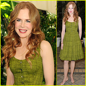 Nicole Kidman: Hollywood Foreign Press Luncheon!