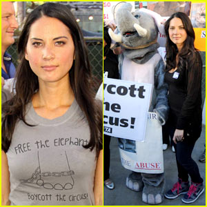 Olivia Munn: Chuck's Newest Star!