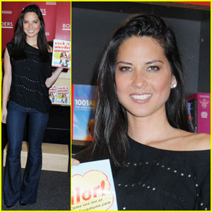 Olivia Munn: Hollywood Geek Gal