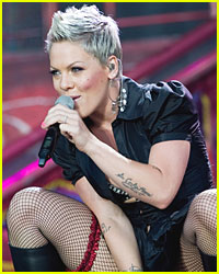 Pink Rushed to Hospital After Concert Fall