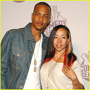 T.I. Marries Tameka Cottle in Secret Ceremony