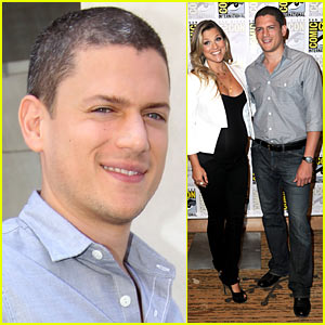 Wentworth Miller couple
