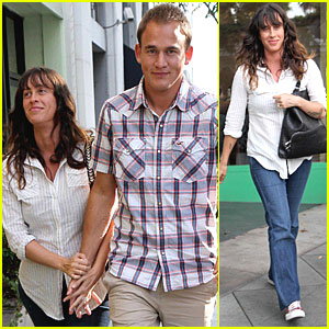 Alanis Morissette &#038; Mario Treadway: Santa Monica Mates