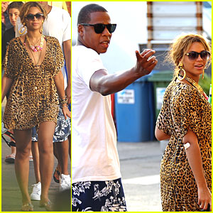 Beyonce &#038; Jay-Z: Italian Vacation!