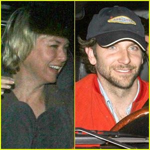 Bradley Cooper & Renee Zellweger: Nobu Dinner Date