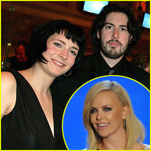 Charlize Theron: 'Young Adult' with Jason Reitman & Diablo Cody!