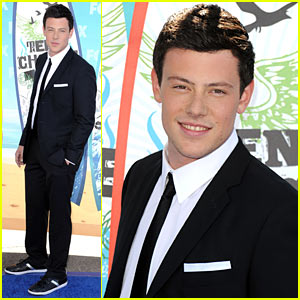 Cory Monteith - Teen Choice Awards 2010 Red Carpet!