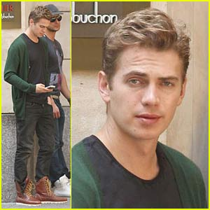 Hayden Christensen Plays The Jazz and Blues