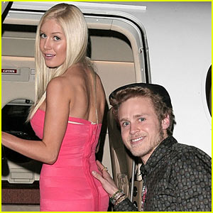 Spencer Pratt Releasing Sex Tape with Heidi Montag?