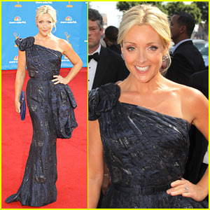 Jane Krakowski - Emmys 2010 Red Carpet