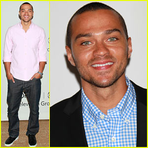Jesse Williams Has His ABCs In Order At The TCAs