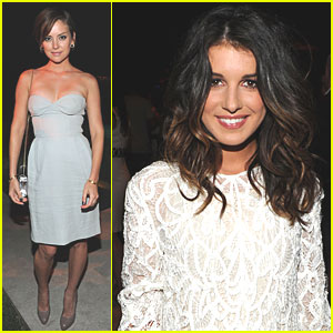 Jessica Stroup & Shenae Grimes: InStyle Starlets