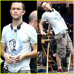 Joseph Gordon-Levitt: Gainsbourg Stretcher