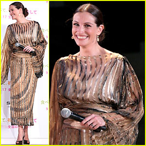 Julia Roberts' Kimono -- Fashion Do or Don't?